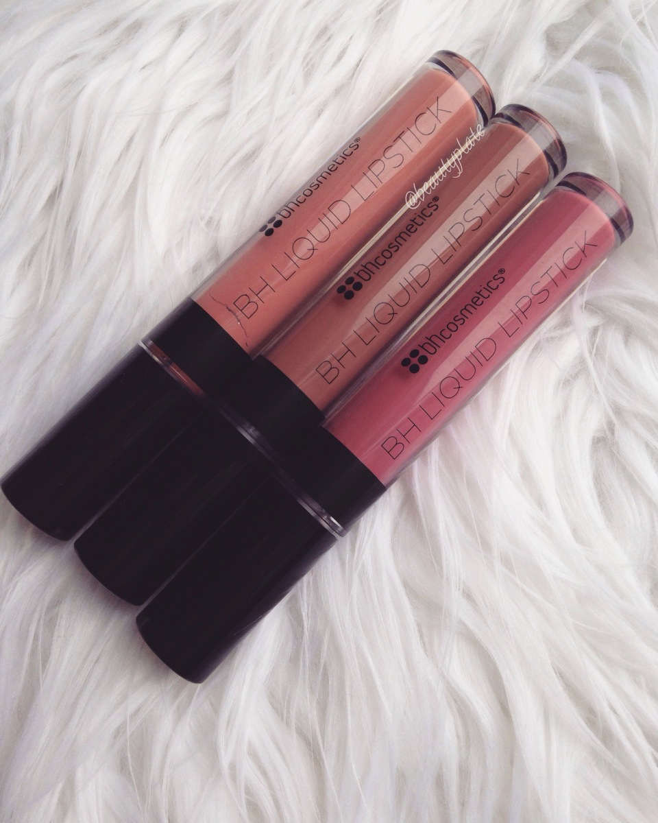 BH Cosmetics Long Wearing Matte Liquid Lipsticks