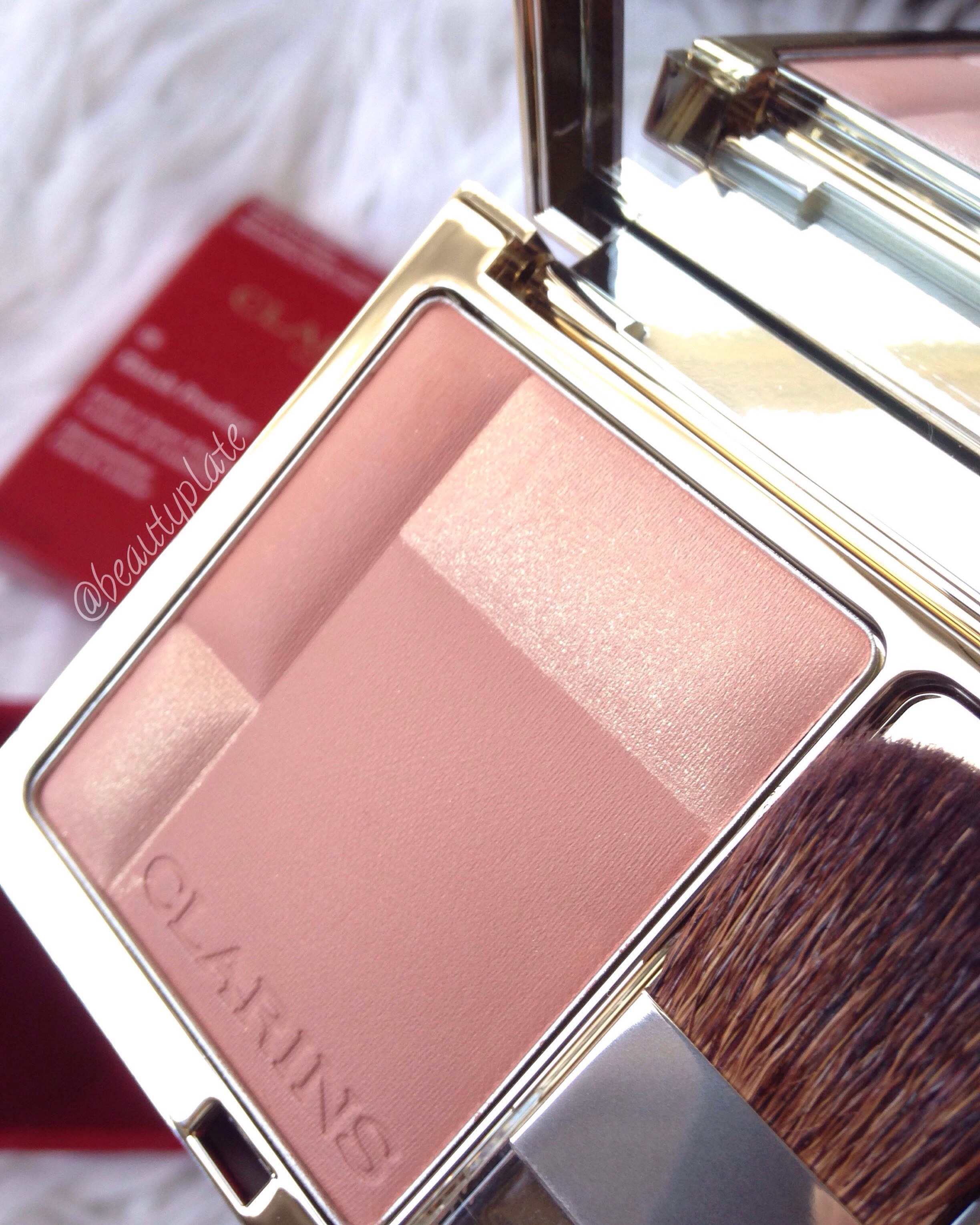 Clarins Colour Definition Fall 2011 Makeup Collection: CLARINS Blush Prodige Illuminating Cheek Colour