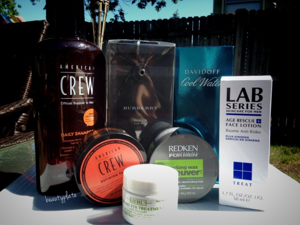 Fathers Day, Fathers, Gift Guide, haircare, skincare, cologne,
